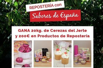 La dop cereza del jerte como ingrediente en la reposteria creativa de cakesupplies normal 3 2