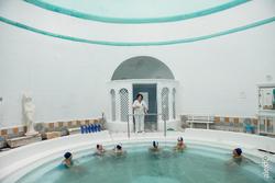 La gira gilbert y gaillard extremadura 2014 conoce el balneario de alange la gira gilbert y gaillard dam preview