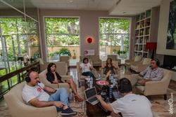 Grabacion del programa experienciate con los responsables del balneario de alange gira gilbert y gai dam preview