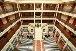 Gran hotel aqualange vista superior hall central dam preview