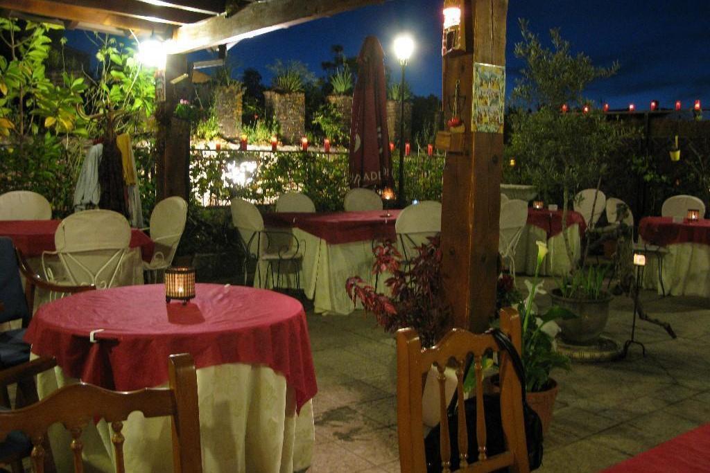 Nuestra terraza restaurante casa juan fotos for Restaurante casa america terraza