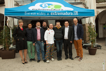 7 tertulia sobre cayena kitchen club gastronomia en caceres normal 3 2