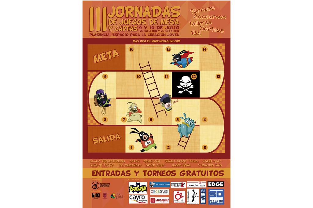 Iii Jornadas De Juego De Mesa Y Cartas Extremadura Com