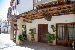 Casas porticadas en guadalupe dam preview