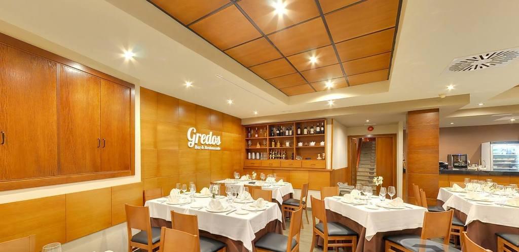 Nuevo comedor Restaurante Gredos. Plasencia - Fotos | extremadura .com