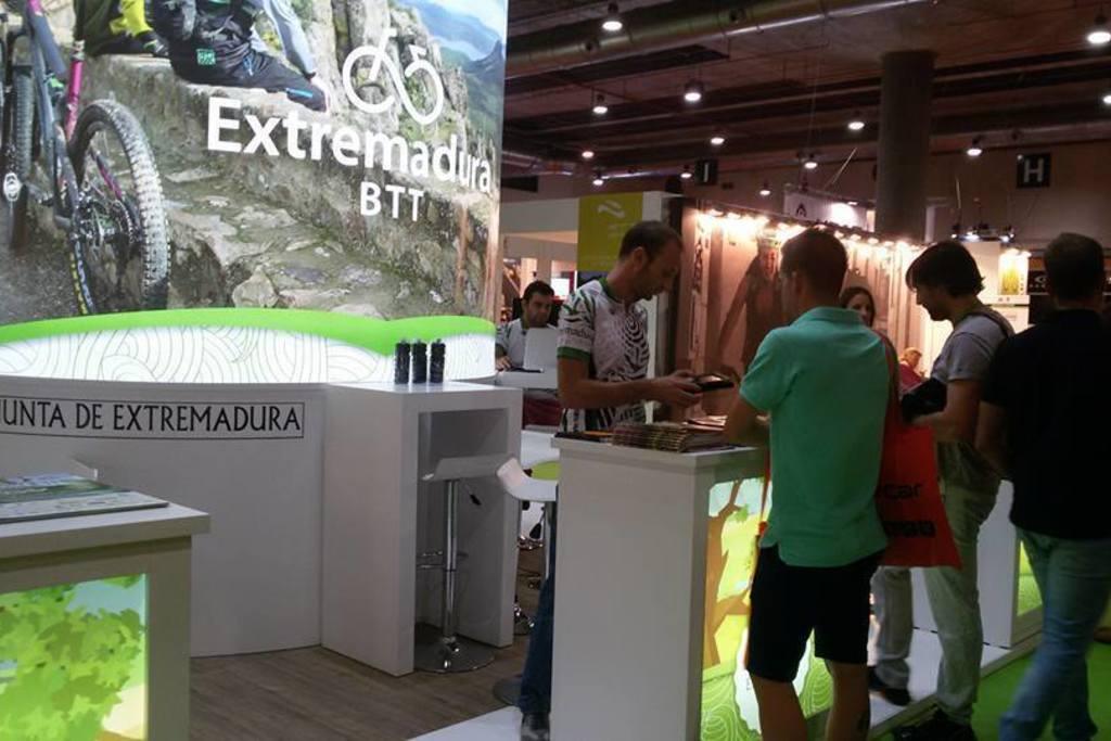 turismo extremadura en madrid