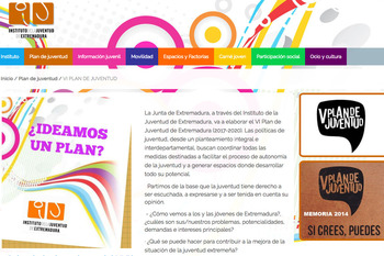 Vi plan de juventud concurso normal 3 2