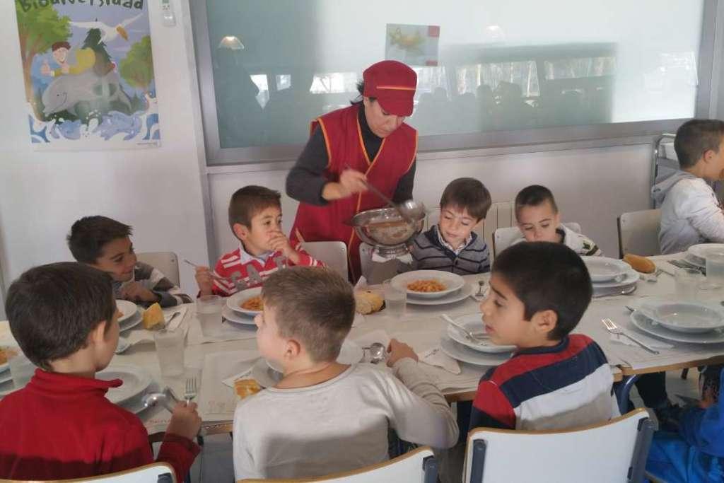 Supervisión de los comedores escolares | extremadura .com