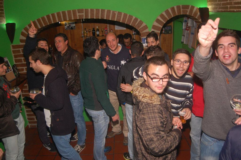 Welcome 2016 - Let´s Party Casa abarrotar