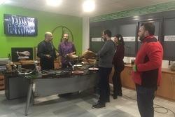 18 11 2015 canal extremadura cortador de jamon una profesion entrevista canal extremadura cortador d dam preview
