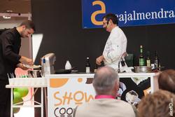 Show cooking de extremadura rte las barandas iberovinac enoturismo 2015 iberovinac 2015 show cooking dam preview