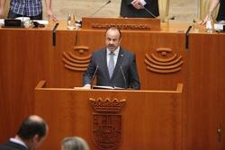 Diputados del ix legislatura de la asamblea de extremadura lorenzo albarran diputado asamblea de ext dam preview