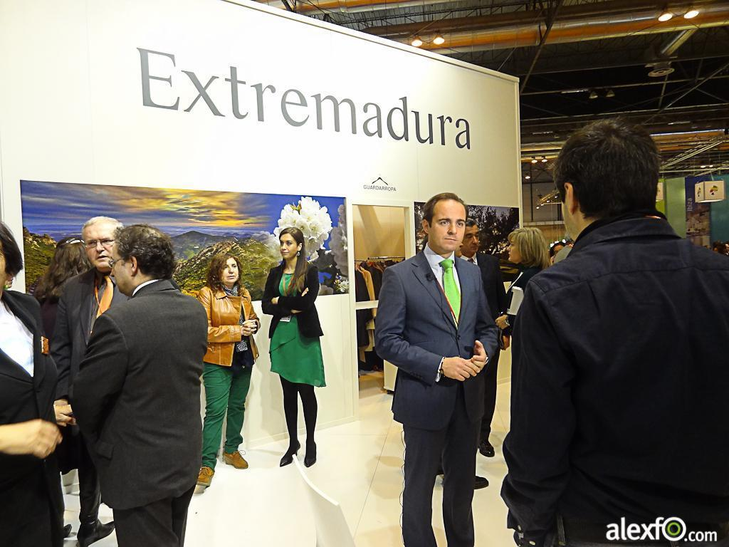 Fitur 2013-Making off Set TV Extremadura 26a53_828c
