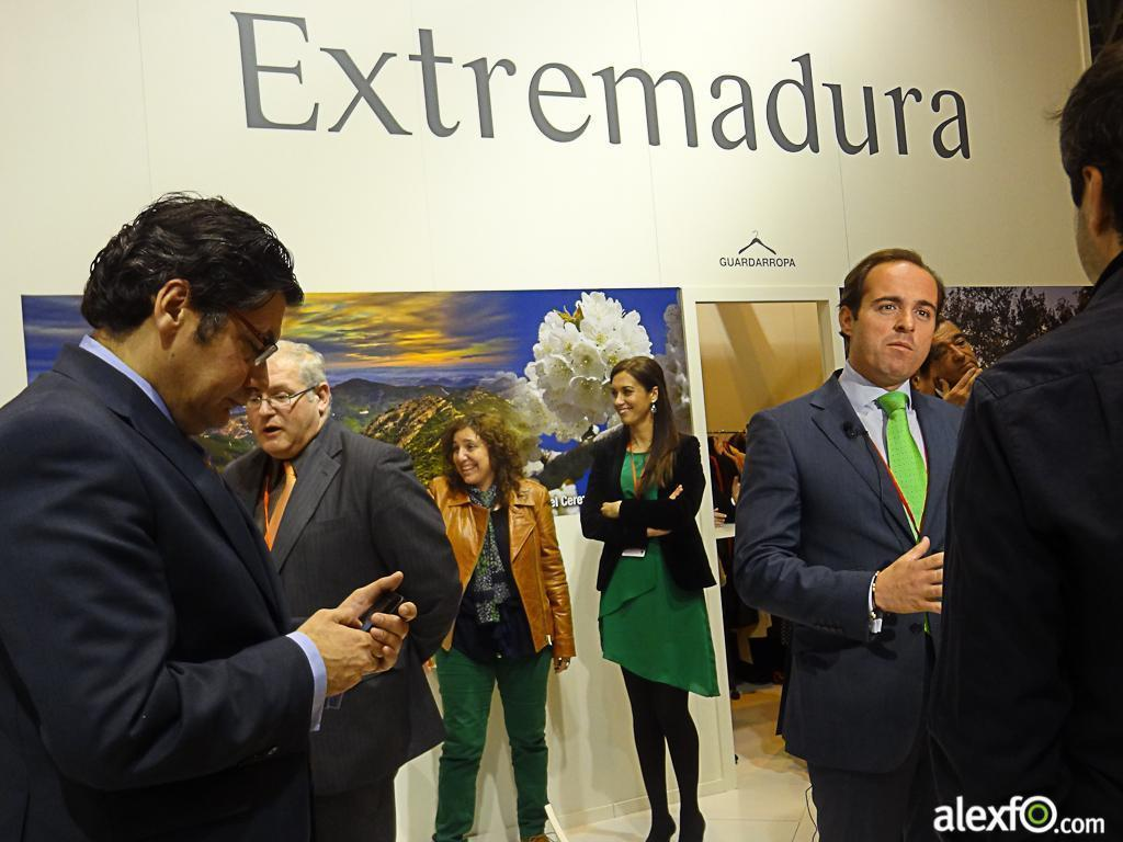 Fitur 2013-Making off Set TV Extremadura 26a55_14d3