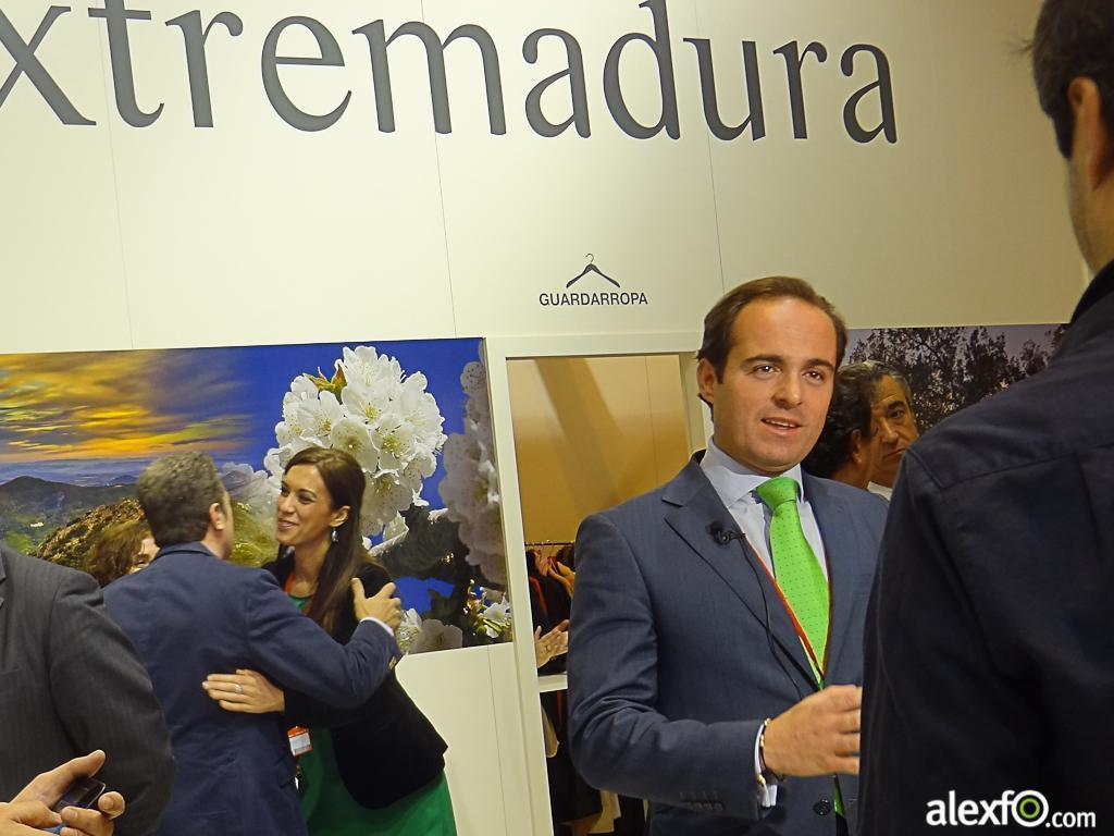 Fitur 2013-Making off Set TV Extremadura 26a57_1ed2