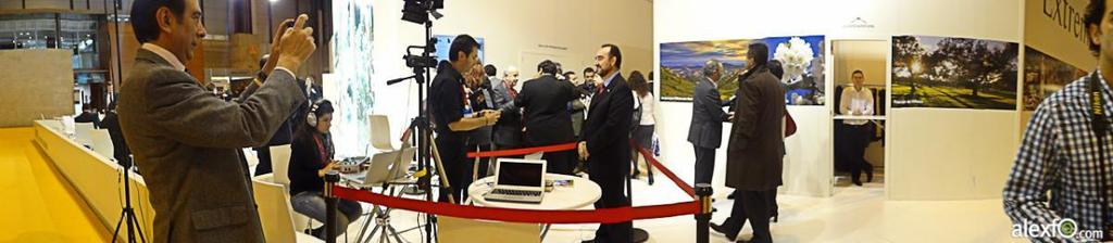 Fitur 2013-Making off Set TV Extremadura 26a61_ce28