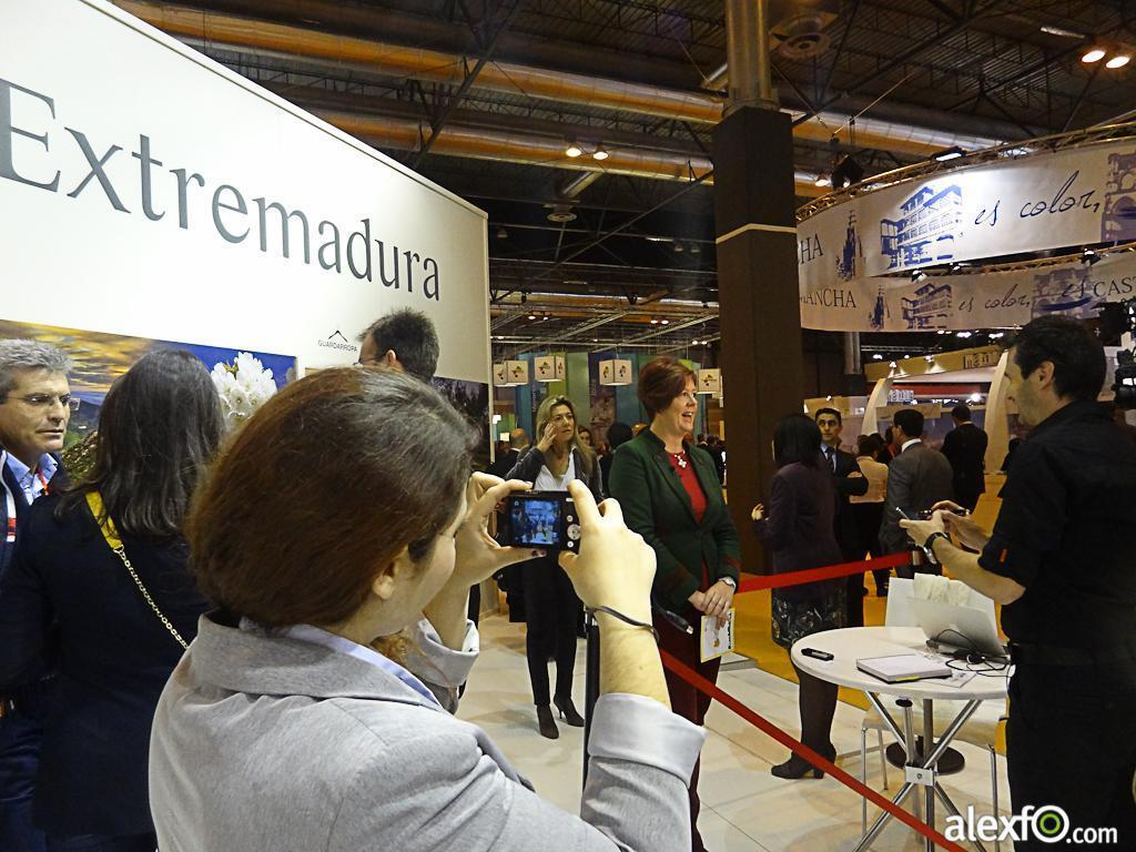 Fitur 2013-Making off Set TV Extremadura 26a6d_4ae7
