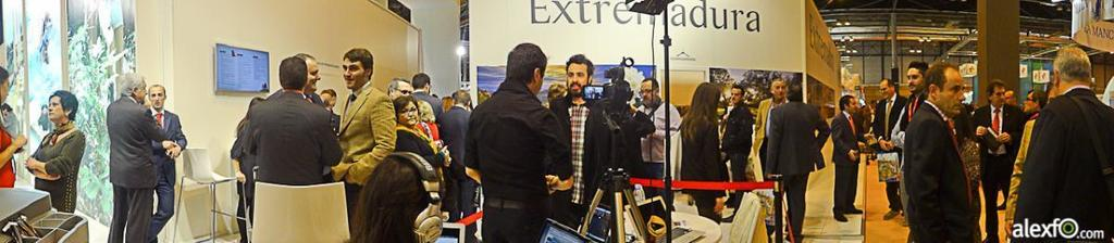 Fitur 2013-Making off Set TV Extremadura 26a81_f4d8