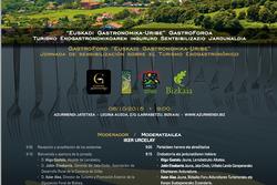 Gastroforo euskadi gastronomika uribe turismo gastron mico euskadi 6 octubre 2015 pepe alba 1 dam preview