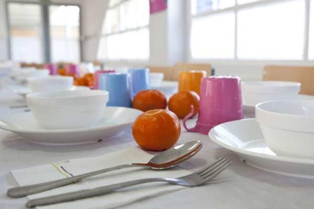 Servicio de comedor escolar y las aulas matinales - Precio comedor escolar ...