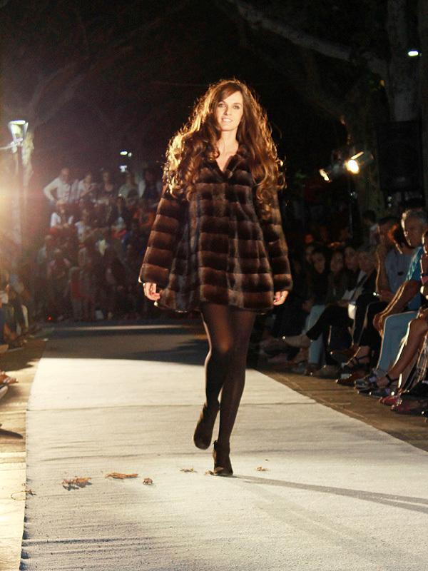 Modelos de abrigos de piel