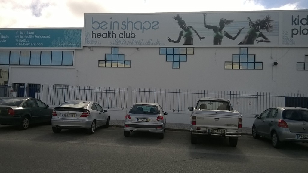 Be in Shape Exterior