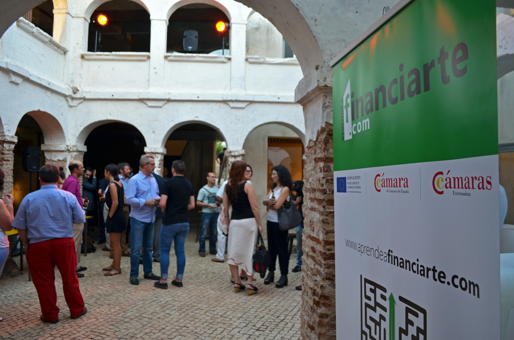 Foro Aprende a Financiarte Networking Espacio Convento