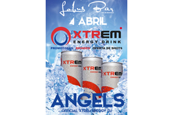 Xtrem party energy drink dam preview