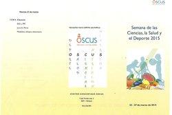 Oscus semana de las ciencias la salud y el deporte 2015 scan pic0003 dam preview