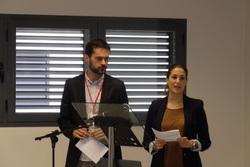 Presentacion oficial de la lanzadera de empleo de badajoz presentacion dam preview