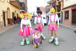 Carnaval 2015 fofuchos de losar de la vera dam preview