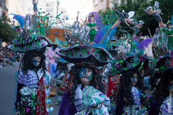 Comparsa la fussion carnaval badajoz 2015 img 8446 dam preview
