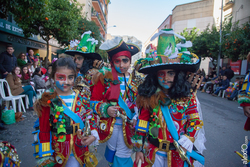 Comparsa los soletes carnaval badajoz 2015 img 8155 dam preview