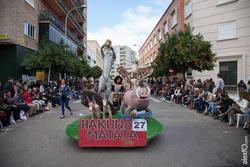 Comparsa bakumba carnaval badajoz 2015 img 7738 1 dam preview