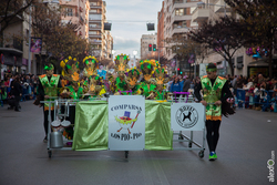 Desfile de comparsas infantil carnaval badajoz 2015 img 4993 dam preview