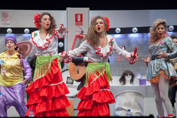 Murga las polichinelas carnaval badajoz 2015 preliminares img 1559 dam preview