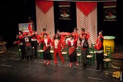 Murga la mascarada carnaval badajoz 2015 preliminares img 8368 dam preview