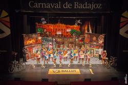 Murga los mirinda carnaval badajoz 2015 preliminares img 8070 dam preview