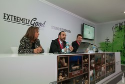 Llerena ciudad para vivirla ayuntamiento de llerena en fitur 2015 img 7677 dam preview