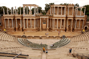 Teatro romano de merida badajoz normal 3 2
