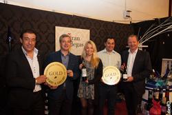 Medallas oro gilbert gaillard 2015 and vinos de extremadura bodegas oran vino senorio de oran 2013 m dam preview