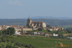 Fotos de coria caceres tomadas por un socio del centro extremeno de mondragon la catedral se deja ve dam preview