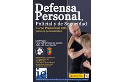 Cursos y clases ieuropeo curso defensa personal policial y de seguridad dam preview