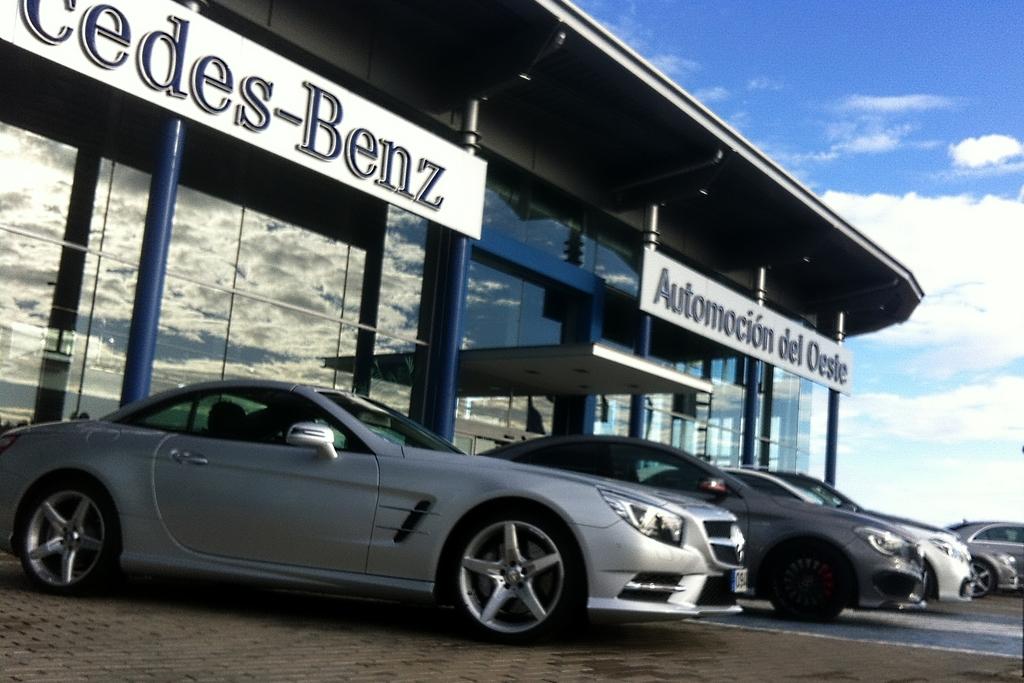 Dream cars mercedes benz ii fotos extremadura com for Mercedes benz oakland ca