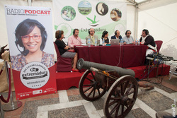 Radio podcast ese lugar llamado extremadura en directo desde sevilla vi encuentro casas regionales 1 dam preview
