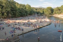 La gira gilbert y gaillard extremadura 2014 en las piscinas naturales de jaraiz de la vera la gira g dam preview