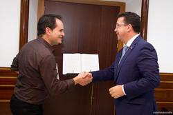 Reunion con el presidente de la asamblea reunion con el presidente de la asamblea dam preview