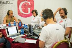 Grabacion programa experienciate sobre gira gilbert and gaillard extremadura 2014 grabacion programa dam preview