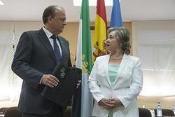 Gobex curso trabajar en extremadura el presidente del gobierno de extremadura jose antonio monago in dam preview