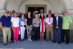 Consejo comunidades extremenas en el exterior 2014 visita por medellin consejo comunidades extremena dam preview